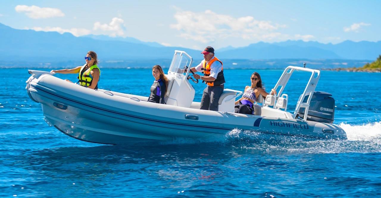 highfield boats OM 590 DL
