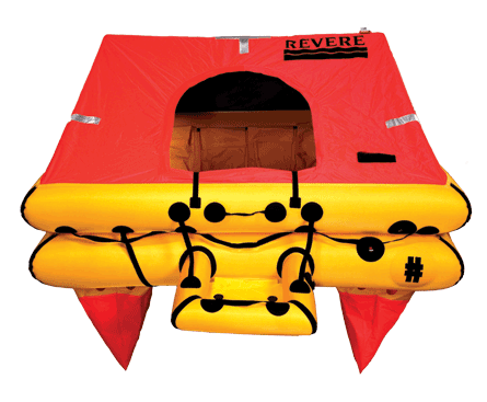 Revere Liferafts Offshore Elite