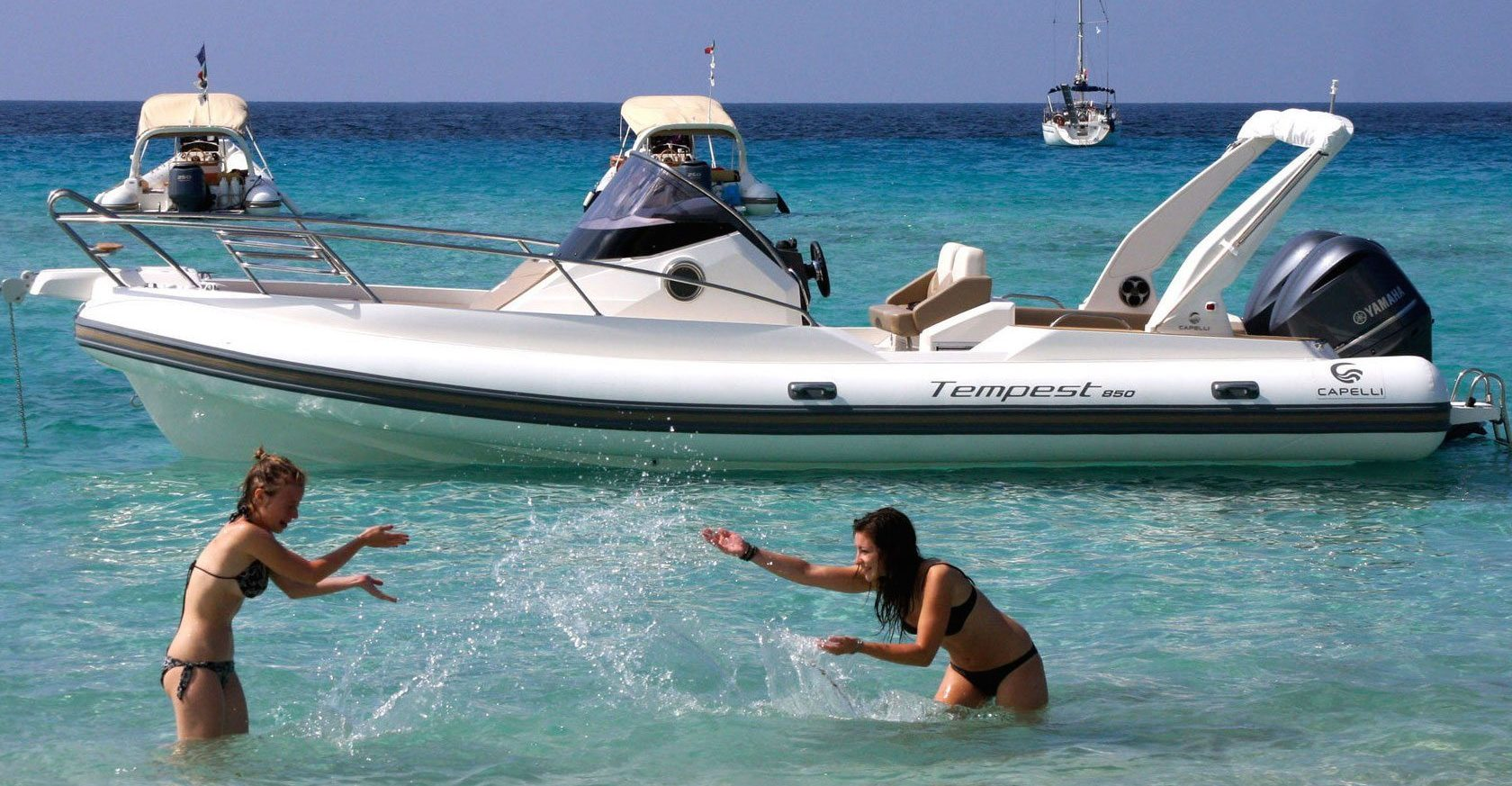 Florida S Destination For Luxury Yacht Tenders Dinghies