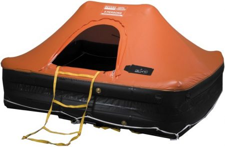 Revere Liferafts Offshore Commander