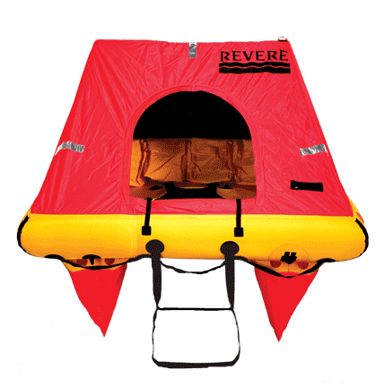 revere liferafts coastal elite